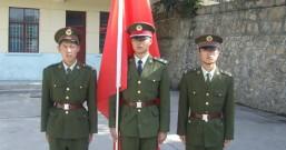 汉德车桥2007届大学生军训回顾(五)