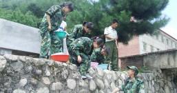 汉德车桥2007届大学生军训回顾(三)