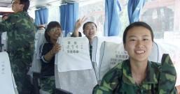 汉德车桥2007届大学生军训回顾(一)