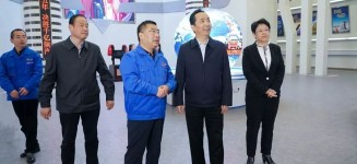 西安市长李明远到陕汽调研