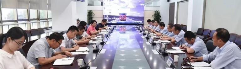 西安市副市长马鲜萍到陕汽调研