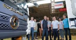 话合作 | 俄罗斯天然气工业股份公司到访陕汽