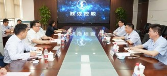 农行陕西分行行长冯旭东到访陕汽