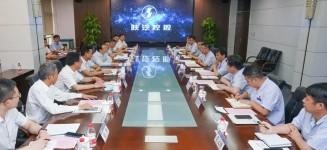 重庆机电集团总经理黄勇到访陕汽