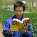 【成·语】人丑就该多读书